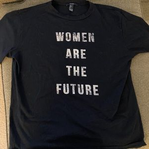Forever 21 Women Are The Future Shirt